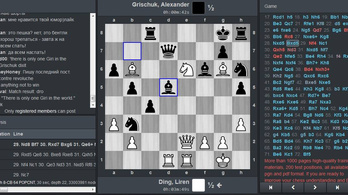 Ekkora előnyt még senki sem adott el a sakkban