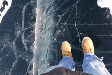Akár (!!!) 1664 méteres mélység