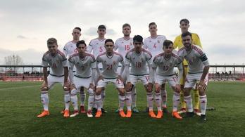 Hiába győzött, mégsem lesz ott magyar U19-es válogatott az Eb-n