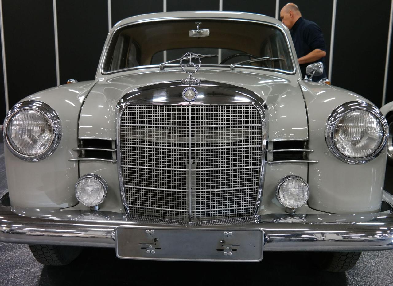Mercedes-Benz 180c - 1962