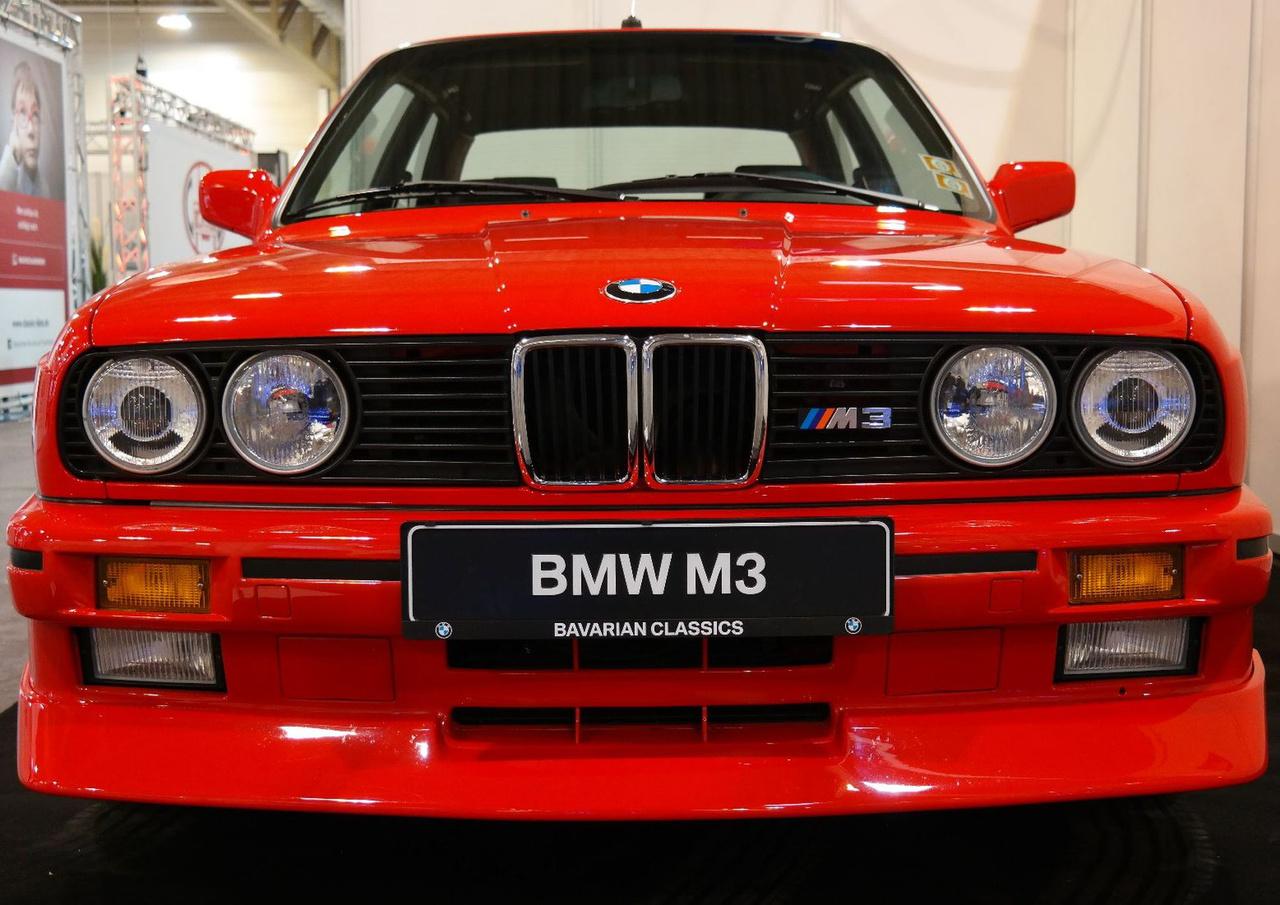BMW M3 Cecotto - 1989