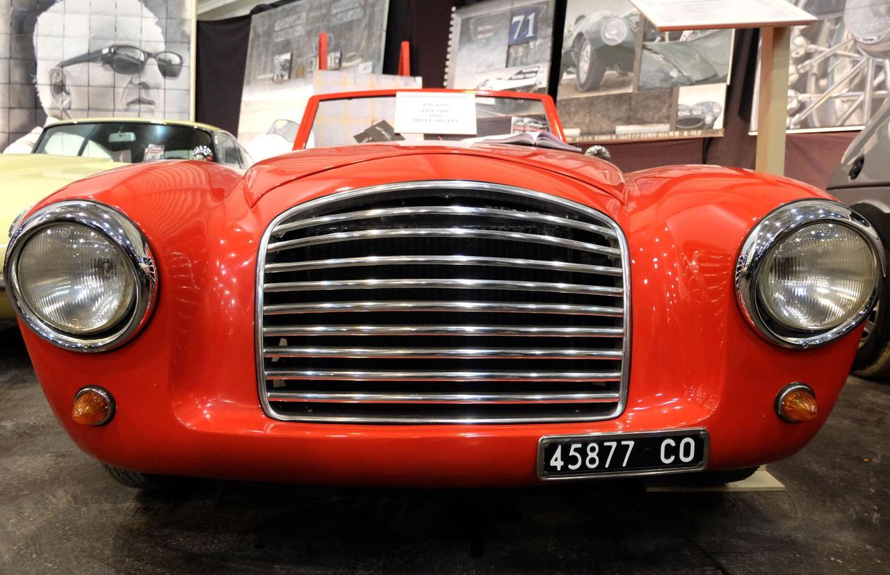 Gilco 205 Spider Zagato - 1951