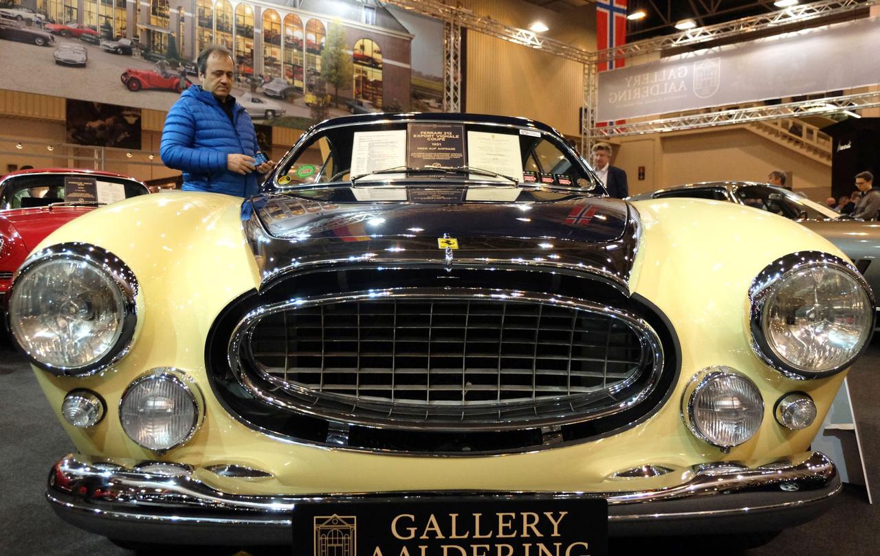 Ferrari 212 Export Vignale Coupe - 1951