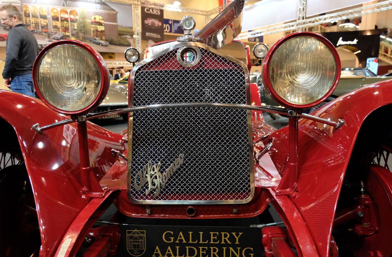 Alfa Romeo 6C 1750 GT - 1931
