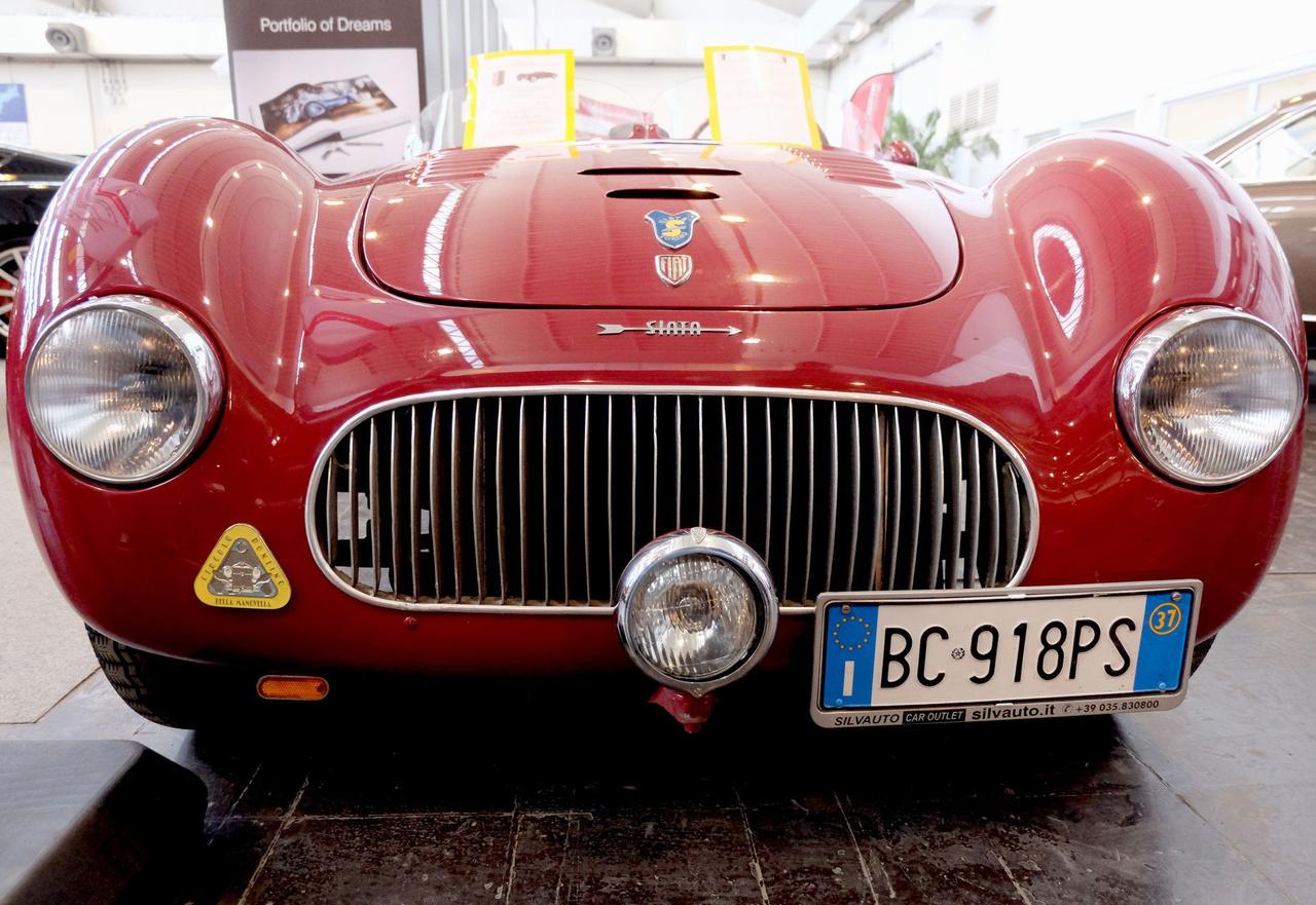 Fiat 500 Siata Sport - 1947
