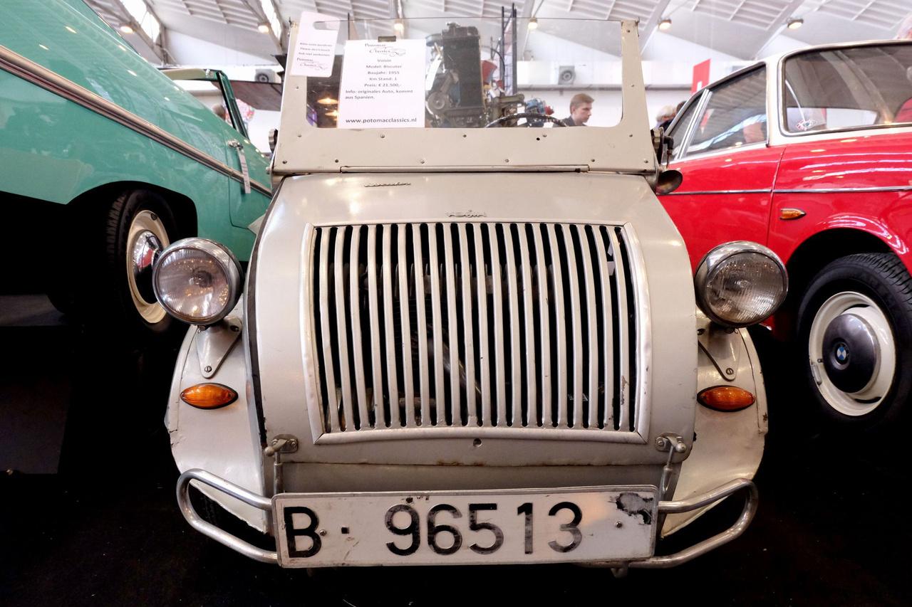 Voisin Biscuter - 1955