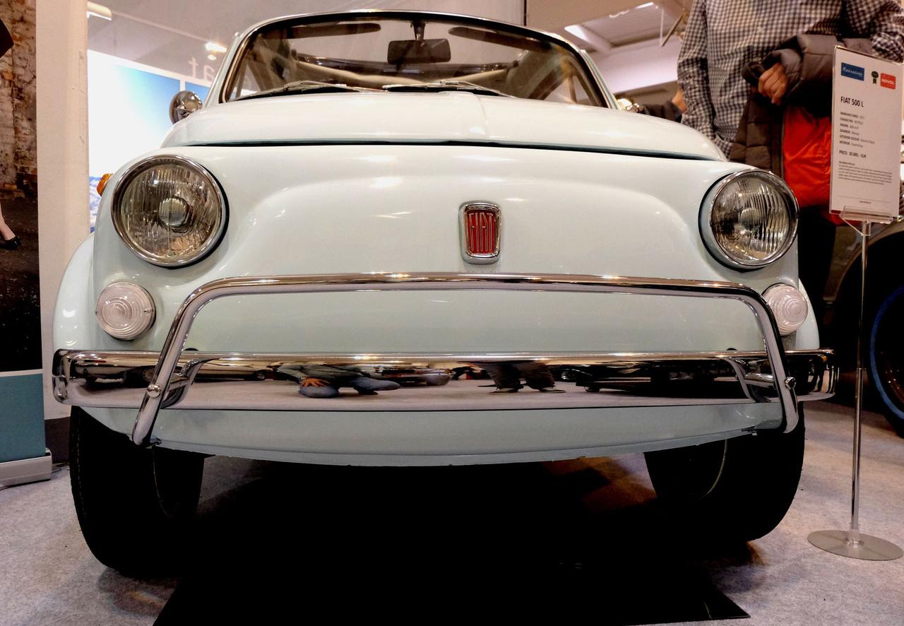 Fiat 500L - 1969