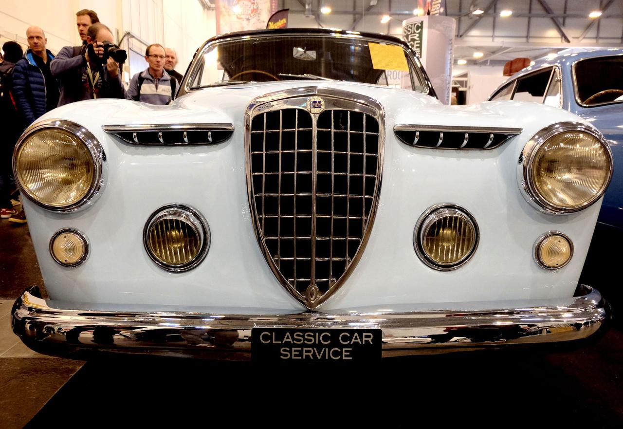 Lancia Aurelia B53 Allemano Coupe - 1953