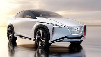 Felpörgetné a villanyautó-gyártást a Nissan