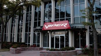 Új életre kel a Viper-gyár