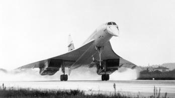 1970: a Concorde átlépi a hangsebességet