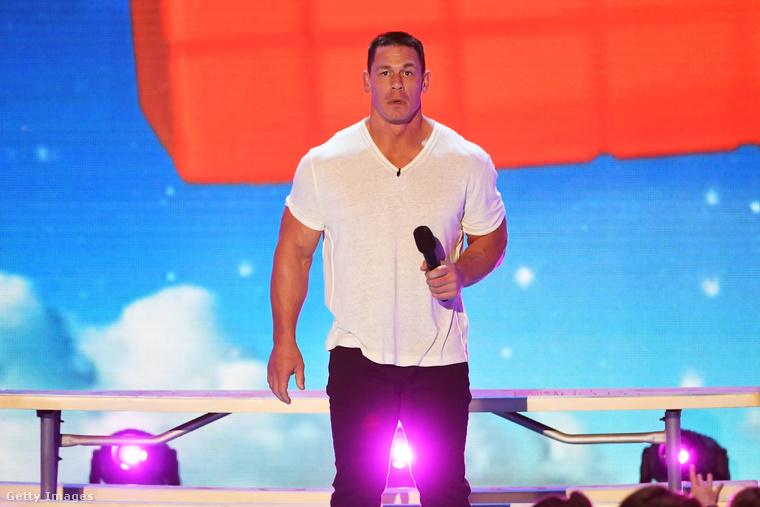 Ő John Cena pankrátor