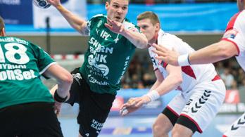 Kézi-BL: átlagos dán csapat oktatta a Veszprémet