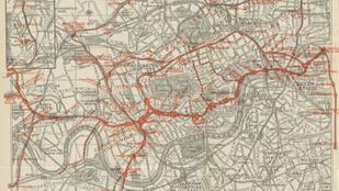 Mitől olyan zseniális a londoni metró térképe?