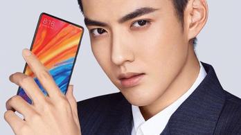 Érkezik a Xiaomi csúcsmobilja