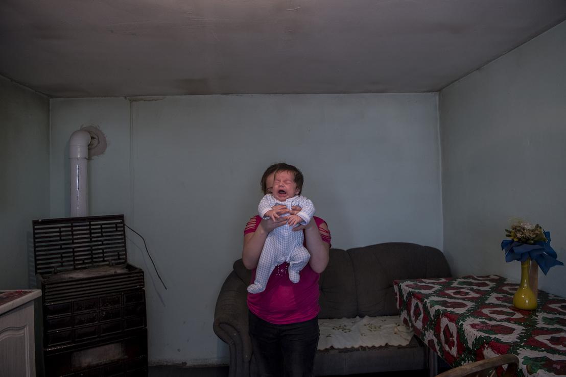 Hajni volt a pótanyuka a családban. Óvodába vitte a gyerekeket, takarított, főzött, ami nem kevés munkát jelentett