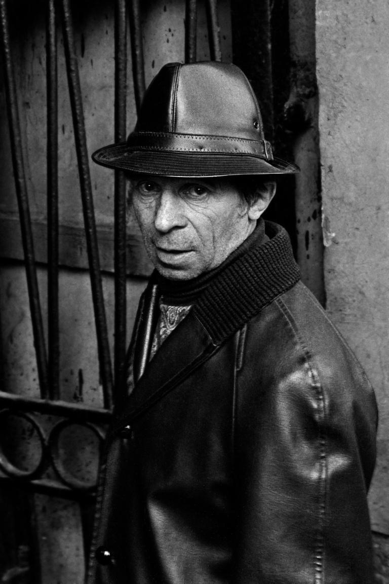 Leningrádi férfi 1976-ban