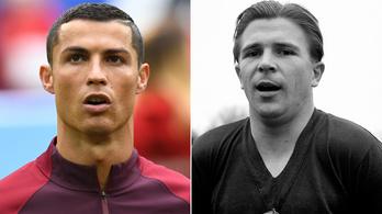 Már nem Puskás Európa gólrekordere