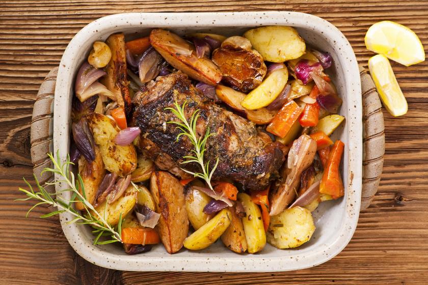 Omlós, szaftos bárány fantasztikus fűszerezéssel: fenséges ünnepi fogás pofonegyszerűen