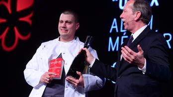 Két Michelin-csillagos az Onyx, Széll Tamás étterme Bib Gourmand minősítést kapott