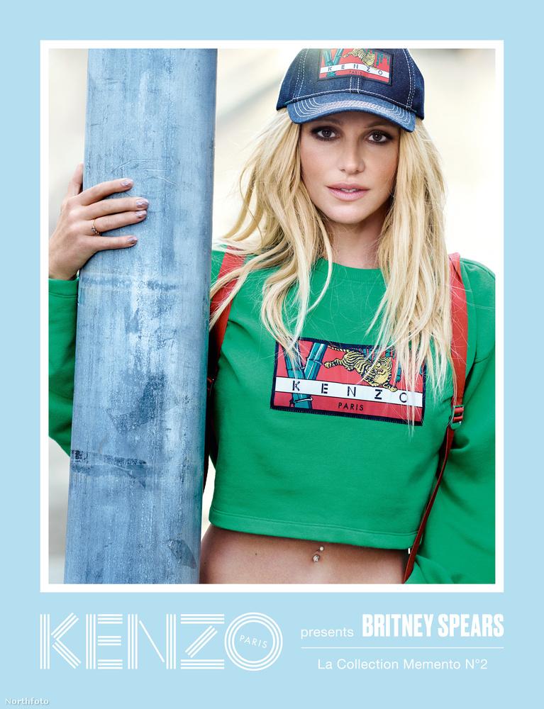 Így első ránézésre nagyjából 15 évet photoshoppoltak le a most 36 esztendős Spearsről.