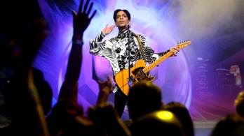 Ijesztően sok ópiát okozta Prince halálát