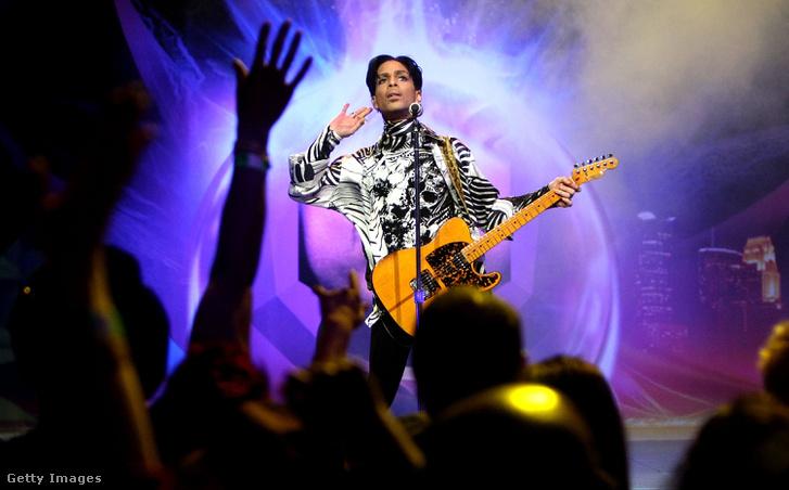 Prince 2009-ben Los Angelesben