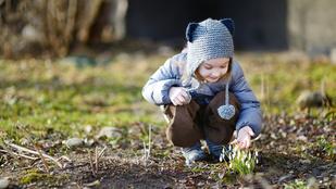 4+1 tipp, amivel felturbózhatod a gyereket tavasszal