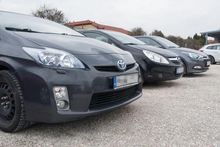 A bérlők többsége kisautót szeretne, esetleg kompaktot, mint a Toyota Prius