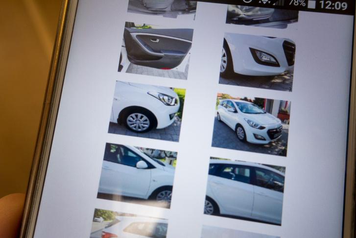 Ivett, a Beerides garázsmestere minden autóról több tucat fotót készít, de ellenőrzi a folyadékszinteket és próbakört is tesz, mielőtt elviszik az autót az ügyfelek. Az ellenőrzések a folyamat több pontján ismétlődnek, ezért a bérlők által okozott sérülések és műszaki hibák nem maradnak gazdátlanok