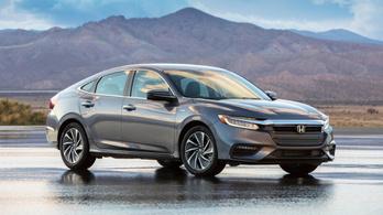 A legszebb Honda egy hibrid lesz?
