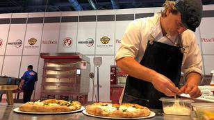 Mit szólnak a magyar vega pizzához Las Vegasban?