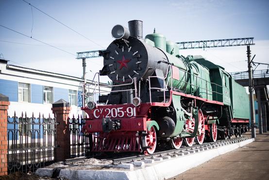 Ma a teljes orosz export 30%-a utazik a traszszibériai vasúton