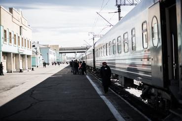 Sokáig egyvágányú volt a vasút, ami az 1905-ös orosz-japán háborúban hozzá is járult a katasztrofális orosz vereséghez