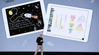 Olcsóbb lesz az új iPad, bár nem sokkal