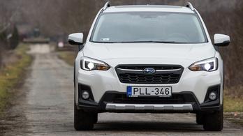 Teszt: Subaru XV 2.0 L Lineartronic – 2018.
