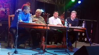 Idén először állt ki vitára a Fidesz, a Momentum volt az ellenfél
