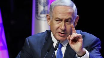 Kórházba került Benjámin Netanjahu