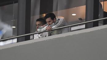Spanyolország tönkreverte a Messi nélküli Argentínát