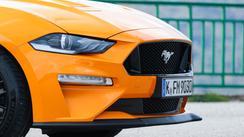 Ford Mustang 5.0 V8, Ecoboost - 2018