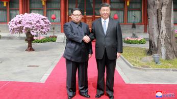 Tényleg Kínába utazott Kim Dzsongun