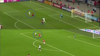 Meghökkentő: Mbappe Zidane-gólt másolt