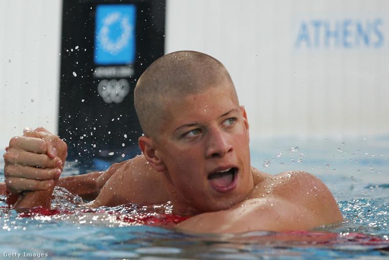 Gyurta Dánielről sokan akkor hallottak először, amikor a 2004-es athéni olimpián úszott, kopaszon, 15 évesen