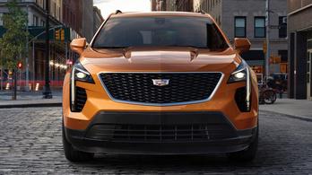 XT4: új, slágergyanús Cadillac