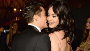 Katy Perry kikotyogta Orlando Bloom becenevét a színpadon