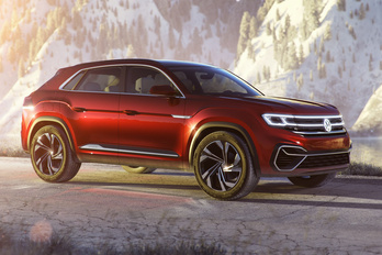 VW Atlas Cross Sport: X6-os a népnek?