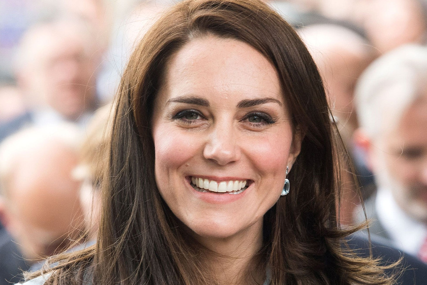 Katalin hercegné kisbabája megszületett - Most közölte a palota az örömhírt