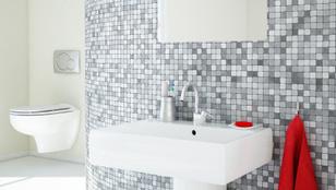 Újra divat a mozaikos fürdőszoba! Örülsz?