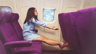 Így mocorogj repülés közben, hogy ne gémberedjenek el a tagjaid