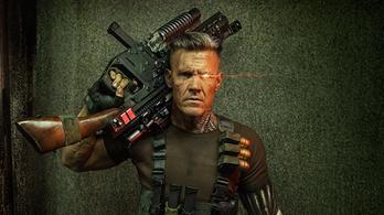 Gigahosszú előzetest kapott a Deadpool 2